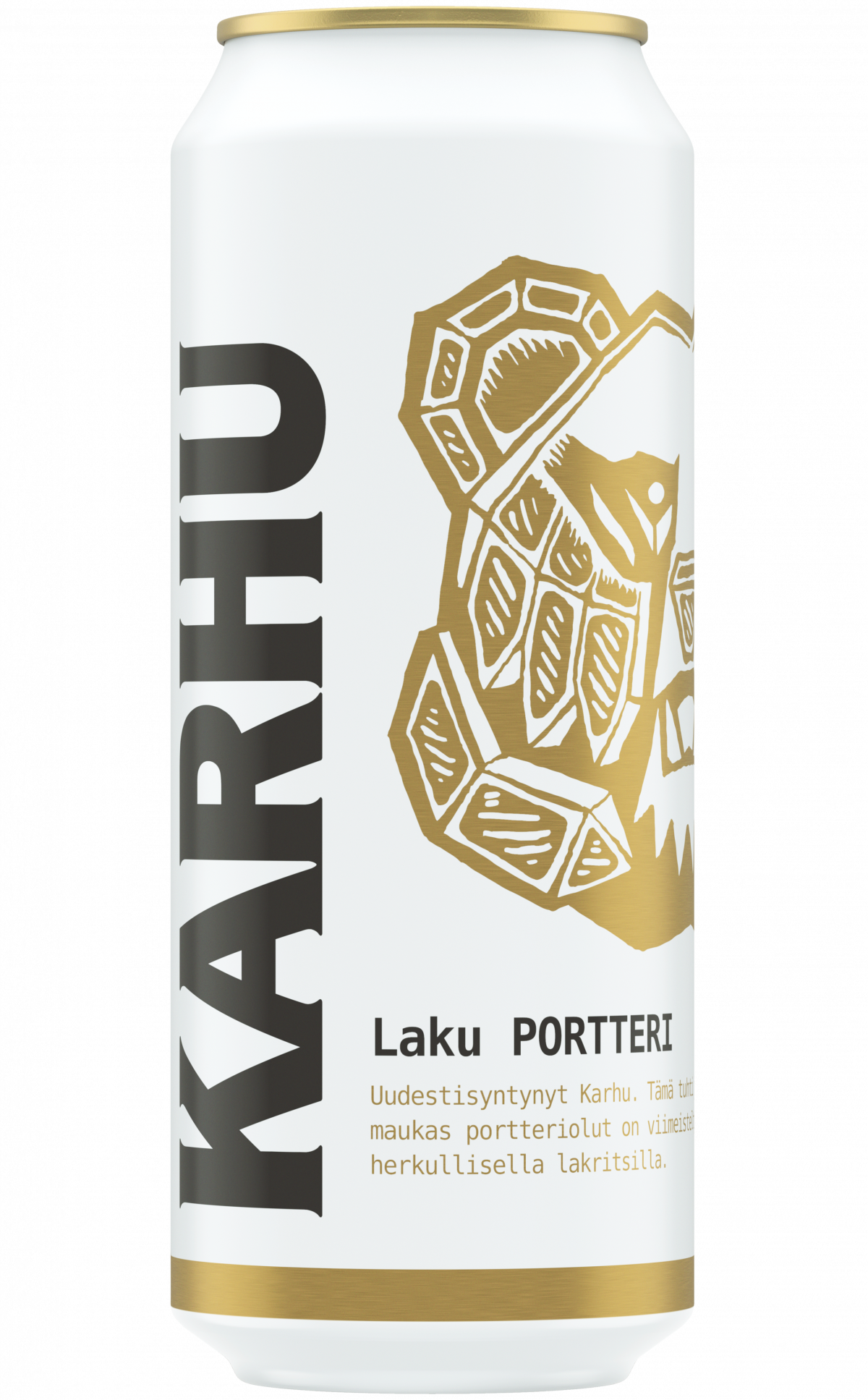 KARHU LAKU PORTTERI